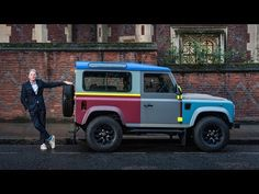 Paul Smith | Land Rover Defender - YouTube