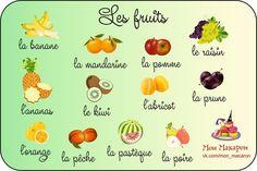 Мон Макарон* Разговорный французский язык