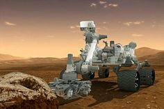 Evidence for ancient life on Mars could be just below surface, new study finds (+video)    Researchers say that evidence of ancient life on Mars could take the form of simple organic molecules lying just beneath the Red Planet's surface, and that it could be detectable by NASA's newest rover, which is scheduled to touch down on the planet next month.