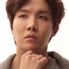 I started writing Jung Hoseok but my phone autocorrected it to King Hoseok and it's not wrong