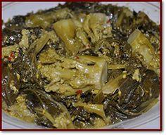 Ricette > Abruzzo > Contorni: Rape strascinate