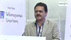 Venkatesham IAS Secretary to Government of Telangana - Travel and Tourism Fair 2016 Hyderabad - http://quick.pw/1hbx #travel #tour #resort #holiday #travelfoodfair #vacation