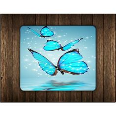 BUTTERFLY- MOUSE PADS