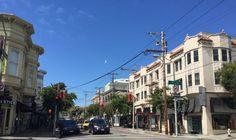 Ruas em São Francisco