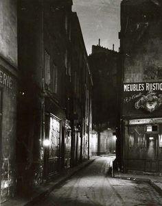 Barrio Latino, París, 1925
