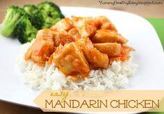 Six Sisters' Stuff- Mandarin chicken