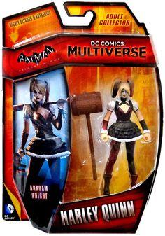 Mattel DC Comics Multiverse - Harley Quinn - Dc Comics Multiverse, DC Comics, Dc Comics Multiverse