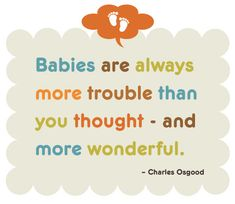 15 Inspirational Quotes for New Parents — Pregnant Chicken