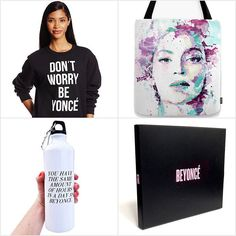 Pin for Later: 2014 Gift Guides: Perfect Presents For Everyone on Your List!  14 Flawless Gifts For Beyoncé Fans