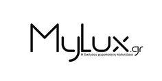Κατασκευή λογότυπου Mylux.gr