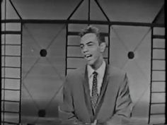 Johnny Mathis - It's Not For Me To Say  so young! 1950s