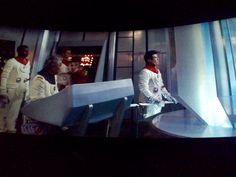 USS Enterprise in colère de Khan.