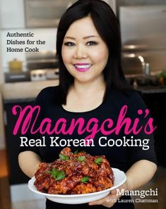Availability: Maangchi's real Korean cooking : authentic dishes for the home cook / Maangchi with Lauren Chattman ; photographs by Maangchi. Wine Recipes, Asian Recipes, Cooking Recipes, Cooking Dishes, Cooking Pork, Cooking Videos, Easy Recipes, Cooking Wine, Cooking Games