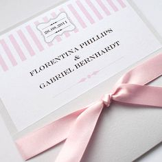 Sweetie Wedding Stationery Collection