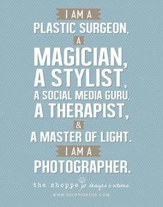 Photographer Humor