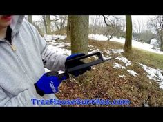 How to Install a Treehouse Attachment Bolt (TAB) - Installation Video - YouTube