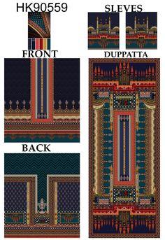 Textiles, Textile Prints, Textile Design, Clothes Women, Fashion Clothes, Paisley Art, Digital Prints, Layouts, Trail