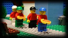 Yay! new stop motion by Michael Hickox! Lego Pizza Delivery 6.