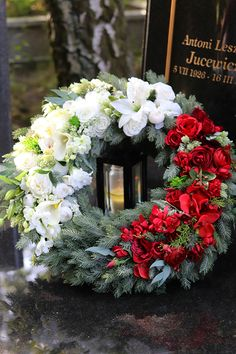 Fake Flower Arrangements, Funeral Floral Arrangements, Fake Flowers, Artificial Flowers, Casket Sprays, Grave Decorations, Sympathy Flowers, Funeral Flowers, How To Make Wreaths