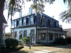 Dr. David Brandon House ~ Thomasville, GA