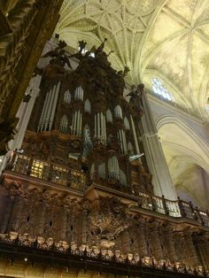 Seville Cathedral (Catedral de Sevilla) (Spain): Address, Phone Number, Tickets & Tours, Lookout Reviews - TripAdvisor