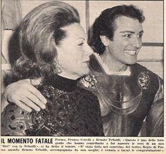Franco Corelli e Renata Tebaldi - collezione Ribichesu