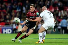 Read a full match report of the Heineken Cup game between Saracens and Toulouse at Wembley Stadium on Friday Oct 18 Cup Games, Six Nations, Full Match, Wembley Stadium, Toulouse, Rugby, Running, Sports, Hands