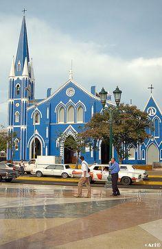 """Iglesia """"Santa Bárbara"""" Maracaibo – La Tierra del Sol Amada en Venezuela"""