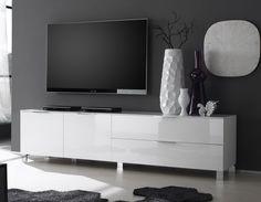 Afbeeldingsresultaat voor decoratie ideeën tv dressoir