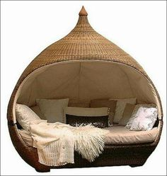 部屋作りの参考になりそうなものも、練りに練られたデザインの寝床37連発 - GIGAZINE