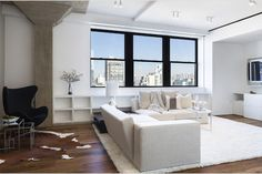 For $17.5M, Airy Tribeca Condo Offers 360 Degrees of Manhattan - House of the Day - Curbed National
