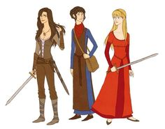 Merlin genderbent! I'm not really a fan of genderbent, but I like this one :)