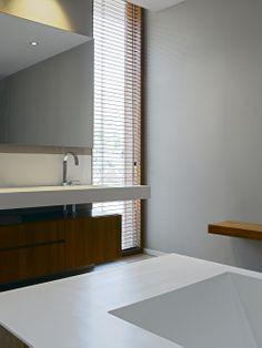 Bathroom, Contemporary Home in Monasterios, Spain