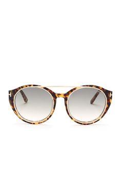204ee09033b Tom Ford Women s Joan Round Sunglasses Round Sunglasses