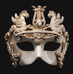 another baroque style mask