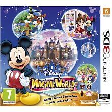 Jeu Nintendo 3DS - Disney Magical world