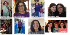 I'm having an identity crisis! I look at pictures of myself and while I know it's me, I have trouble recognizing it's me. Does that make any sense? To help my brain along, I put t… My Brain, Healthy Lifestyle, Identity, Blogging, Infographic, Weight Loss, Posts, Group, Motivation