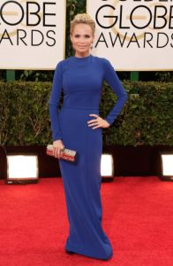 2014 Golden Globe Awards Red Carpet -> The Best, The Worst and TheMeh  MEH: Kristen Chenoweth