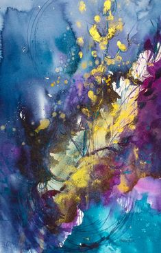 100 Colors AND a limited palette? Here's how watercolor artist and instructor Angela Fehr indulges her DANIEL SMITH color addiction while avoiding … Watercolor Christmas Cards, Art Tutorials, Watercolor Art, Palette, Things To Come, Artist, Painting, Colors, Building