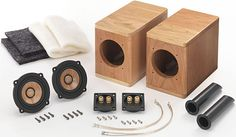 JVC has a great speaker kit for those who want a little more DIY in their lives Diy Speaker Kits, Diy Bluetooth Speaker, Speaker Box Design, Sound Speaker, Bluetooth Speakers, Bluetooth Gadgets, Tech Gadgets, Diy Electronics, Electronics Projects