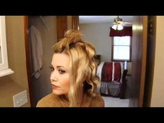 How to Curl a Bob with a Curling Wand!