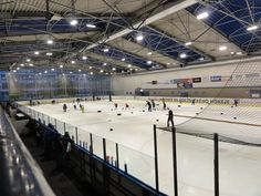 Home Monitoring Aréna in Plzeň, Czech Republic Indoor sporting arena located in Pilsen, Czech Republic. It is currently home to the HC Skoda Plzeň ice hockey team. The project was realized by our partner ENIKA and the product used is ERGO VT.