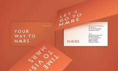 MARS_namecards Planet S, Portfolio Design, Mars, Branding Design, Communication, Cards Against Humanity, Portfolio Design Layouts, March, Brand Design