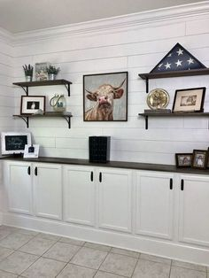 How to Build in Wall Cabinet Using Stock Kitchen Cabinets DIY Kitchen Cabinets Build Cabinet cabinets DIY kitchen stock Wall Farmhouse Pantry Cabinets, Unfinished Kitchen Cabinets, Stock Kitchen Cabinets, Built In Cabinets, Upper Cabinets, Painting Kitchen Cabinets, Diy Cabinets, Wall Cabinets Living Room, Office Wall Cabinets