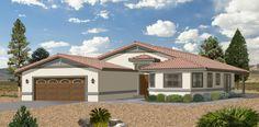 Santa Fe Model Home