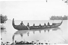 Description  English: Native canoe, Marau Sound, Solomon Islands.  Date1908  SourceGeorge Brown, D.D. Pioneer-missionary and explorer an Autobiography. London MCMVIII  AuthorGeorge Brown, D.D.