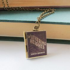 We have a beautiful collection of gold and silver necklaces that suit all occasions, each piece is displayed on our unique and personal quote cards. Emily Bronte, Silver Necklaces, Book Lovers, Arrow Necklace, Wuthering Heights, Gold, Jewelry, Jewlery, Jewerly