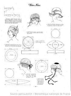 Les Modes de la femme de France -- 1919-10-19 -- periodiques