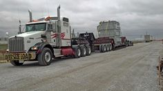 Heavy Hauler Transport | Heavy haul equipment transport, flatbed, step deck and oversize loads.