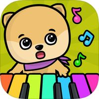 Baby Piano For Kids Toddlers By Bimi Boo Kids Games For Boys And Girls Llc Learning Games For Kids Kids App Baby Piano